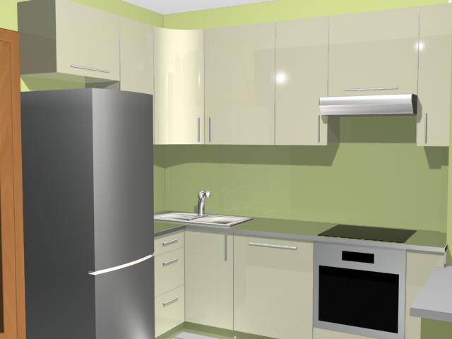 Кухонные гарнитуры хрущевка фото